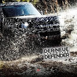 Abbildung von Crathorne / Pfannmüller | Der neue Land Rover Defender | 1. Auflage | 2020 | beck-shop.de
