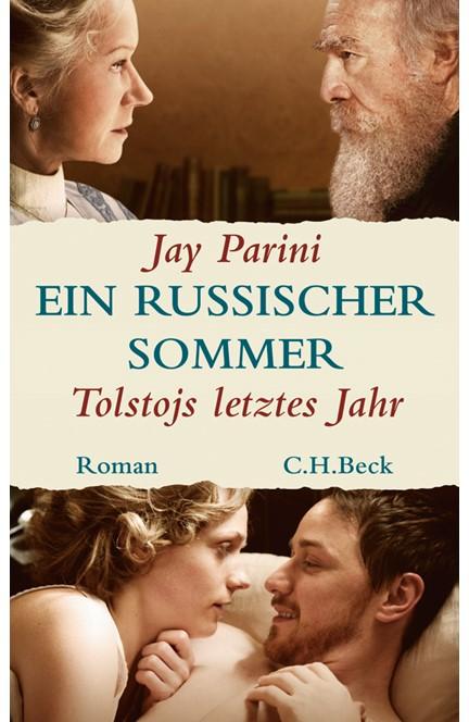 Cover: Jay Parini, Ein russischer Sommer