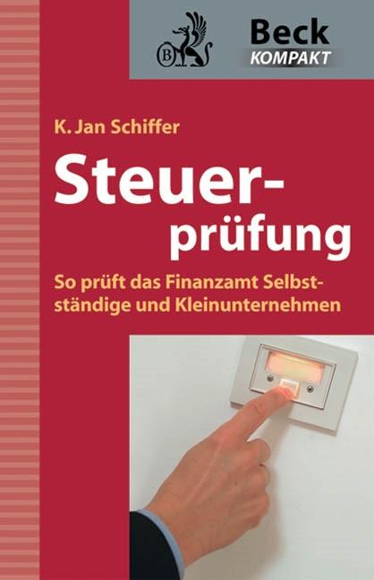 Steuerprüfung | Schiffer, 2009 | Buch (Cover)