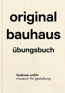 Abbildung von Wiedemeyer / Holländer | original bauhaus | 2019 | Übungsbuch