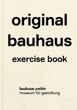 Abbildung von Wiedemeyer / Holländer | original bauhaus | 2019 | Workbook