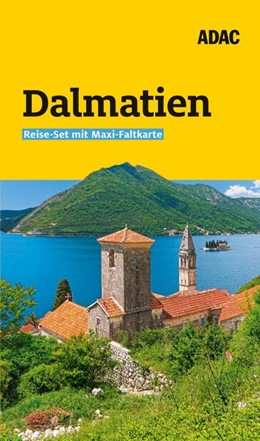 Abbildung von Wengert   ADAC Reiseführer plus Dalmatien   2019   mit Maxi-Faltkarte zum Herausn...