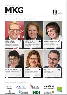 Abbildung von Fachinfo-Magazin MkG • Ausgabe 02/2019 | 1. Auflage | 2019 | beck-shop.de