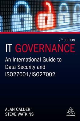 Abbildung von Calder / Watkins | IT Governance | 2019 | An International Guide to Data...
