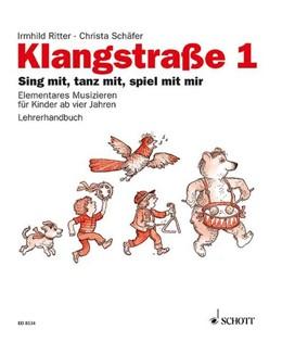 Abbildung von Schäfer / Rettich / Ritter | Klangstraße 1 - Paket neu | 2016 | Lehrerordner + Kinderheft mit ...