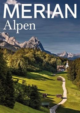 Abbildung von MERIAN Alpen 08/19 | 2019
