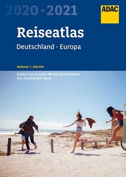 Abbildung von ADAC Reiseatlas Deutschland, Europa 2020/2021 1:200 000 | 12. Auflage | 2019 | beck-shop.de