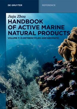 Abbildung von Zhou | O-Heterocycles and Aromatics | 2019 | Handbook of active marine natu...