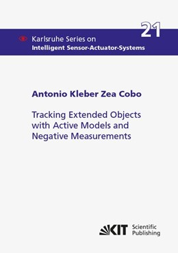 Abbildung von Zea Cobo | Tracking Extended Objects with Active Models and Negative Measurements | 2019