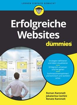Abbildung von Rammelt / Cechini   Erfolgreiche Websites für Dummies   1. Auflage   2020   beck-shop.de