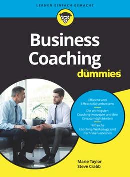 Abbildung von Taylor / Crabb | Business Coaching für Dummies | 2019
