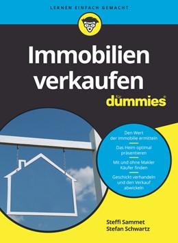 Abbildung von Sammet / Schwartz | Immobilien verkaufen für Dummies | 2019