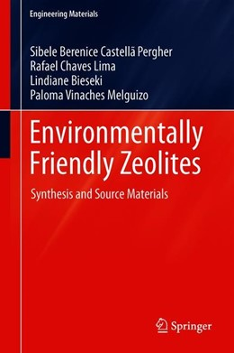 Abbildung von Chaves Lima / Bieseki / Vinaches Melguizo | Environmentally Friendly Zeolites | 1st ed. 2019 | 2019 | Synthesis and Source Materials