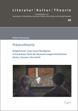 Abbildung von Hermann | Präsenztheorie | 2019 | Möglichkeiten eines neuen Para...