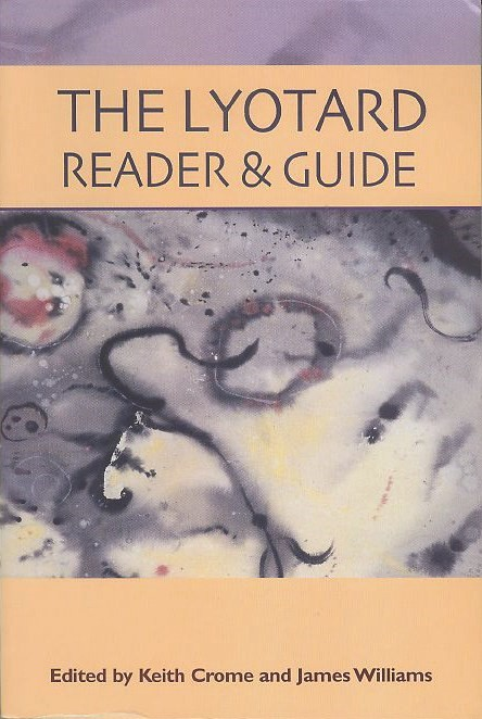 Abbildung von Crome / Williams | The Lyotard Reader and Guide | 2006