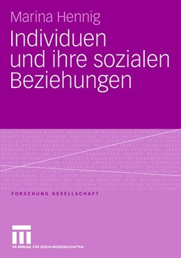 Abbildung von Hennig | Individuen und ihre sozialen Beziehungen | 2006