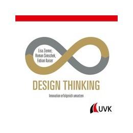 Abbildung von Simschek / Kaiser | Design Thinking | 2019 | Innovation erfolgreich umsetze...