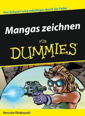 Mangas zeichnen für Dummies | Okabayashi, 2008 | Buch (Cover)