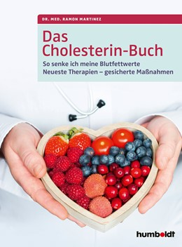 Abbildung von Martinez   Das Cholesterin-Buch   2019   So senke ich meine Blutfettwer...