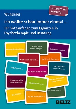 Abbildung von Wunderer | Ich wollte schon immer einmal ... | 1. Auflage | 2019 | beck-shop.de