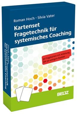 Abbildung von Hoch / Vater   Kartenset Fragetechnik für systemisches Coaching   Originalausgabe   2019   90 Fragekarten mit Anleitung. ...