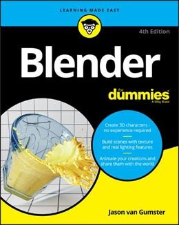 Abbildung von Gumster | Blender For Dummies | 4. Auflage | 2020 | beck-shop.de