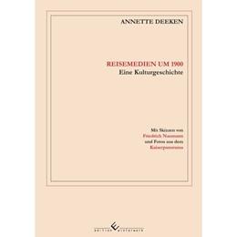 Abbildung von Deeken | Reisemedien um 1900 | 1. Auflage | 2019 | beck-shop.de