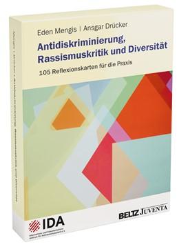 Abbildung von Mengis / Drücker | Antidiskriminierung, Rassismuskritik und Diversität | 2019 | 105 Reflexionskarten für die P...