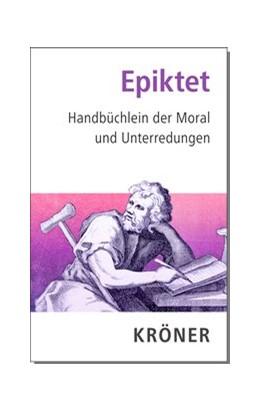Abbildung von Epiktet / Rapp | Handbüchlein der Moral und Unterredungen | 12., Auflage | 2020 | 2
