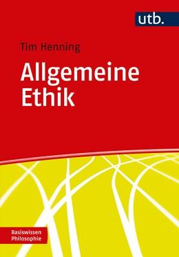 Abbildung von Henning | Allgemeine Ethik | 1. Auflage | 2019 | beck-shop.de