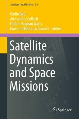 Abbildung von Baù / Celletti / Gronchi | Satellite Dynamics and Space Missions | 1st ed. 2019 | 2019 | 34
