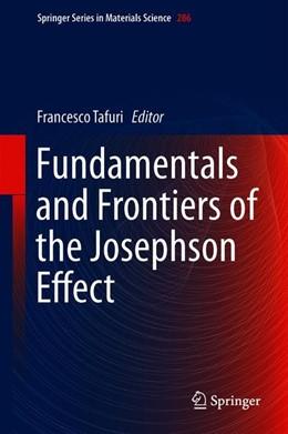 Abbildung von Tafuri   Fundamentals and Frontiers of the Josephson Effect   1st ed. 2019   2019   286