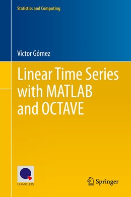 Abbildung von Gómez | Linear Time Series with MATLAB and OCTAVE | 1st ed. 2019 | 2019