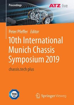 Abbildung von Pfeffer   10th International Munich Chassis Symposium 2019   1. Auflage   2019   beck-shop.de