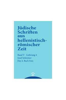 Abbildung von Schreiner | Das 4. Buch Esra | 1. Auflage | 2019 | beck-shop.de