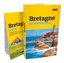 Abbildung von Maier-Solgk | ADAC Reiseführer plus Bretagne | 1. Auflage | 2019 | mit Maxi-Faltkarte zum Herausn...
