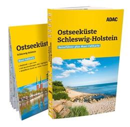 Abbildung von Dittombée   ADAC Reiseführer plus Ostseeküste Schleswig-Holstein   1. Auflage   2019   mit Maxi-Faltkarte zum Herausn...