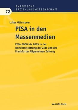 Abbildung von Otterspeer   PISA in den Massenmedien   1. Auflage   2019   72   beck-shop.de