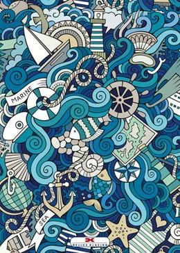 Abbildung von Maritimes Notizbuch - Illustration: Maritime Welten | 2019