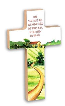 Abbildung von Holzkreuz »Haussegen« | 2019