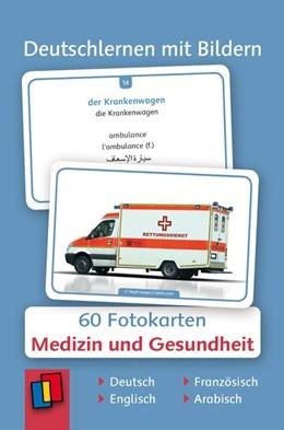 Abbildung von Deutschlernen mit Bildern - Medizin und Gesundheit | 1. Auflage | 2019 | beck-shop.de