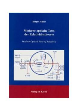 Abbildung von Müller   Moderne optische Tests der Relativitätstheorie   2004   Modern Optical Tests of Relati...   73