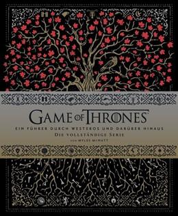 Abbildung von McNutt   Game of Thrones: Ein Führer durch Westeros und darüber hinaus - die vollständige Serie   2019   Staffel 1-8