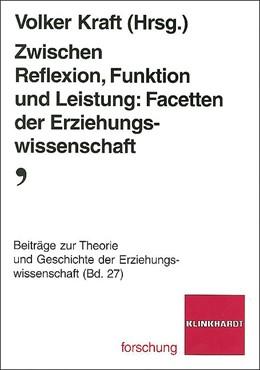 Abbildung von Kraft | Zwischen Reflexion, Funktion und Leistung: Facetten der Erziehungswissenschaft | 2007 | 27