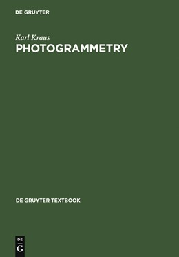 Abbildung von Kraus | Photogrammetry | 2nd. ed. | 2007 | Geometry from Images and Laser...
