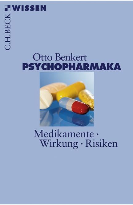 Cover: Otto Benkert, Psychopharmaka