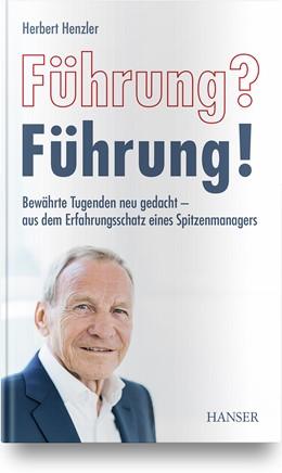 Abbildung von Henzler | Führung? Führung! | 1. Auflage | 2019 | beck-shop.de