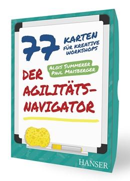 Abbildung von Summerer / Maisberger | Der Agilitäts-Navigator | 2019 | 77 Karten für kreative Worksho...