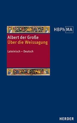 Abbildung von Albert der Große / Donati | De divinatione. Über die Weissagung | 1. Auflage | 2020 | Lateinisch - Deutsch | 48