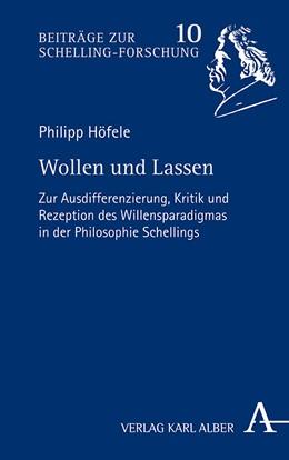 Abbildung von Höfele   Wollen und Lassen   1. Auflage   2020   Zur Ausdifferenzierung, Kritik...   10
